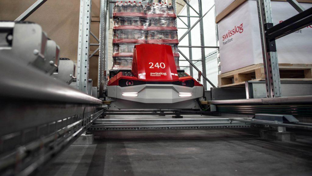 Swisslog Warehouse Shuttle Systems by Swisslog - Our Solutions - SwisslogWarehouse Shuttle Systems